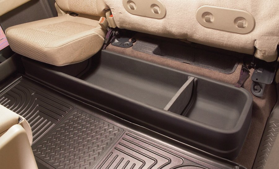 Husky Liners Gearbox Free Shipping On Under Seat Storage