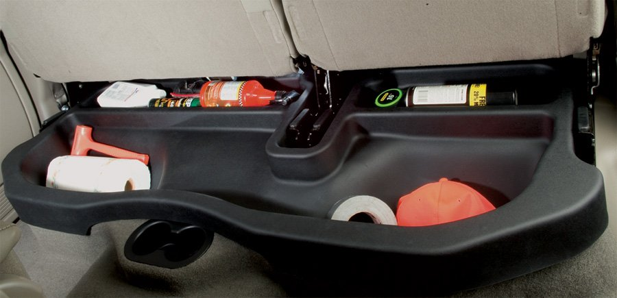 Husky Liners 2014 Sierra 1500 Pickup Husky Underseat GearBox Storage PN#09041