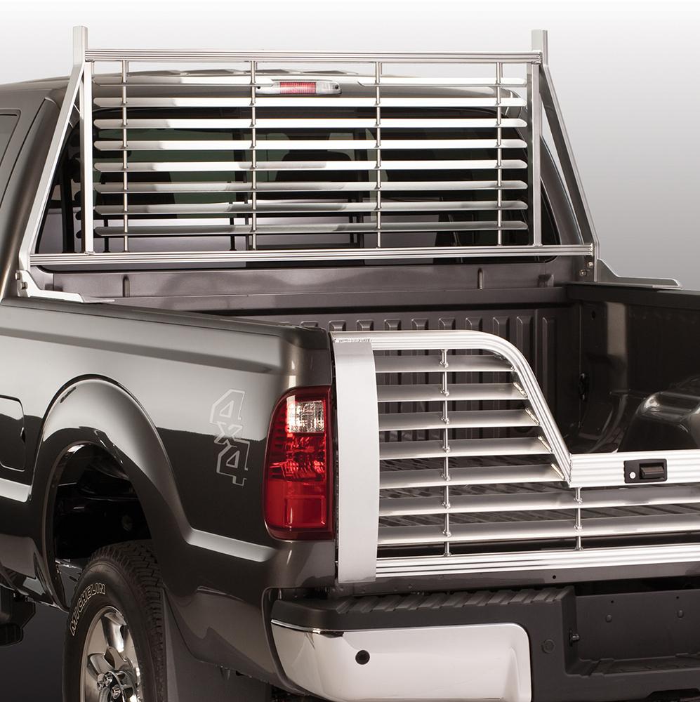 Husky Liners Headache Truck Rack Contractors Headache Rack