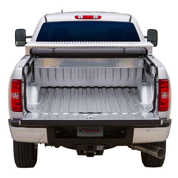 2007 2014 Chevy Silverado Access Toolbox Edition Tonneau Cover