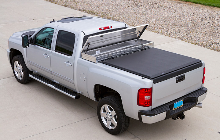 Nissan Frontier Bed Size >> Access Toolbox Tonneau Cover, Access Tool Box Truck Bed Cover