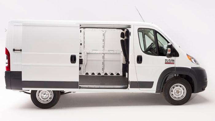 BedRug VTMM16 VanTred Cargo Mat Fits 16-19 Metris