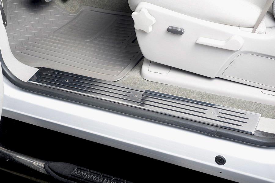 Ami Door Sill Plates Ami Aluminum Car Door Sills All Sales Manufacturing