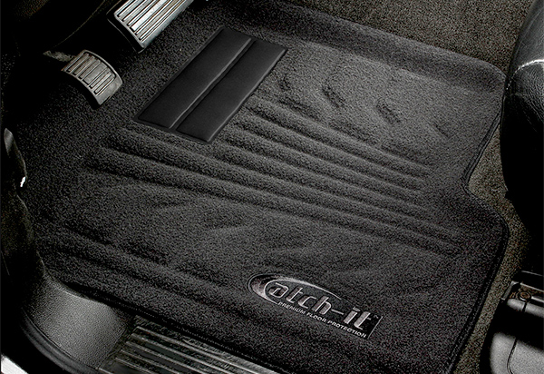 Nifty Catch-It Carpet Floor Mats