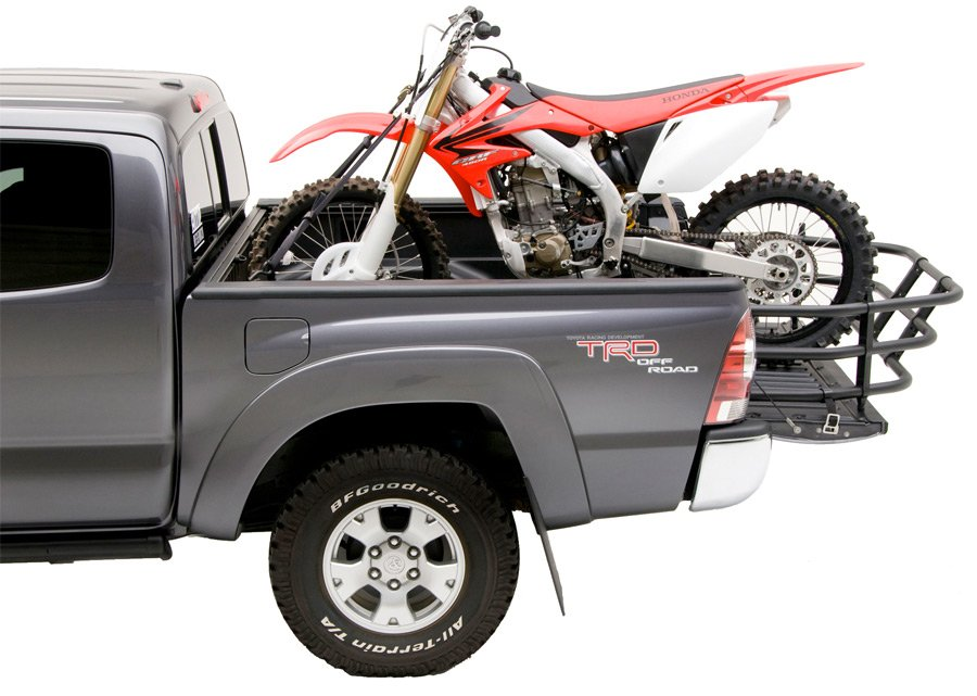 Amp Research Moto X Tender Home Truck Bed