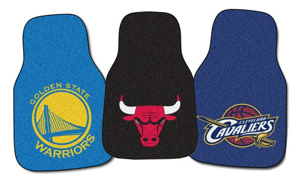 Fanmats NBA Carpet Floor Mats