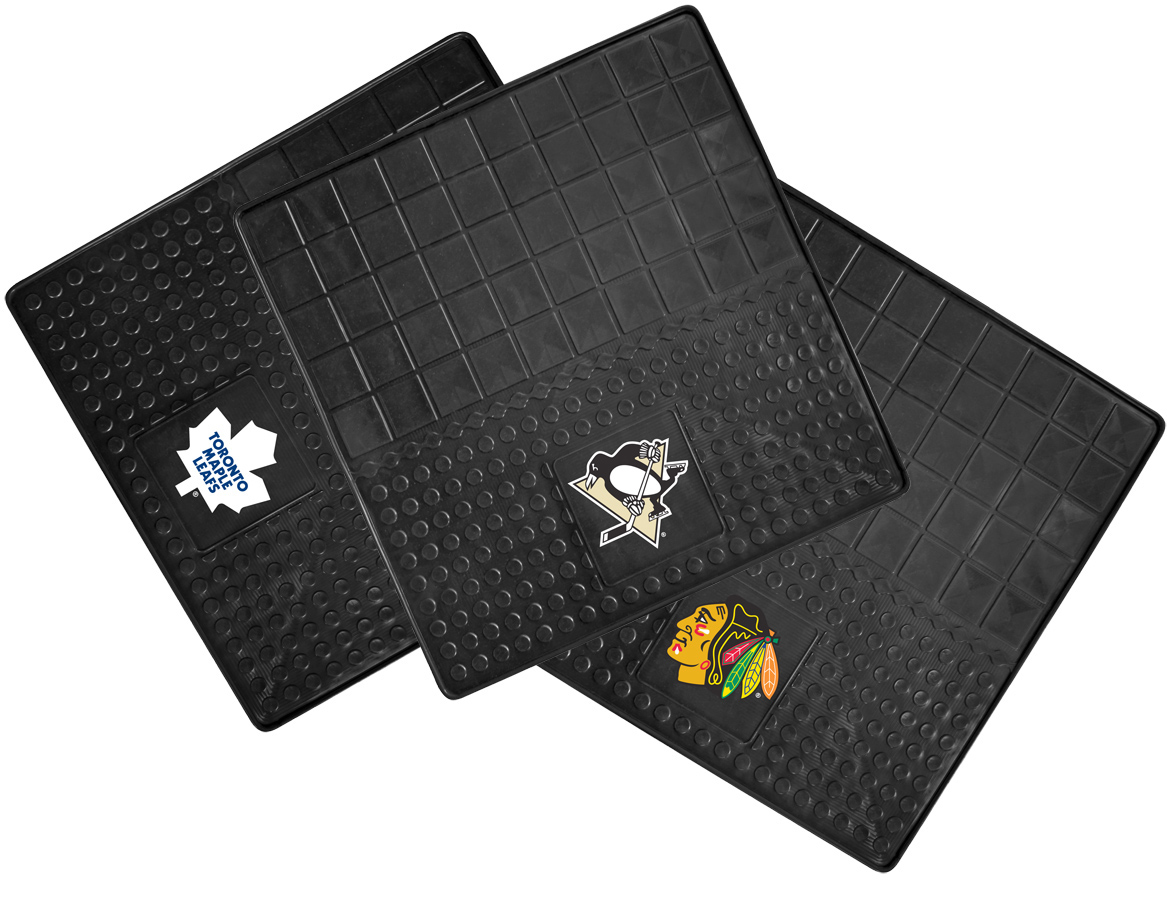 Fanmats Nhl Vinyl Cargo Liner Custom Hockey Team Logo