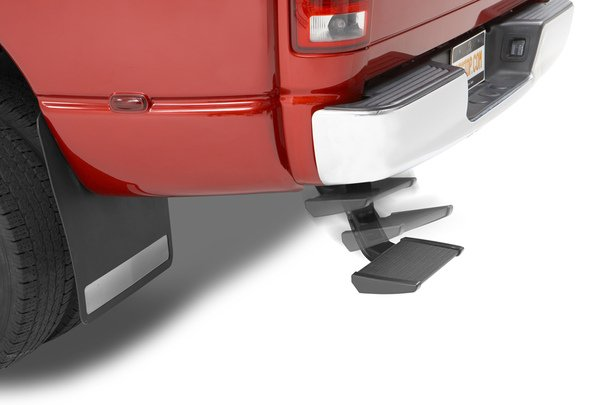 2017 Toyota Tacoma Running Boards >> Bestop TrekStep Tailgate Step - AutoAccessoriesGarage.com