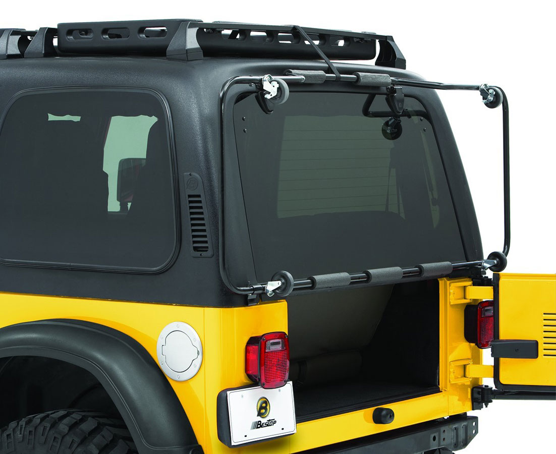 Bestop Hoss Hardtop Storage System Bestop Jeep Hard Top Storage