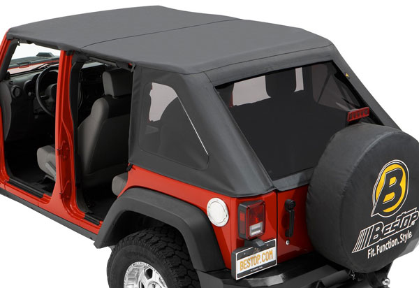 Bestop Trektop Soft Top