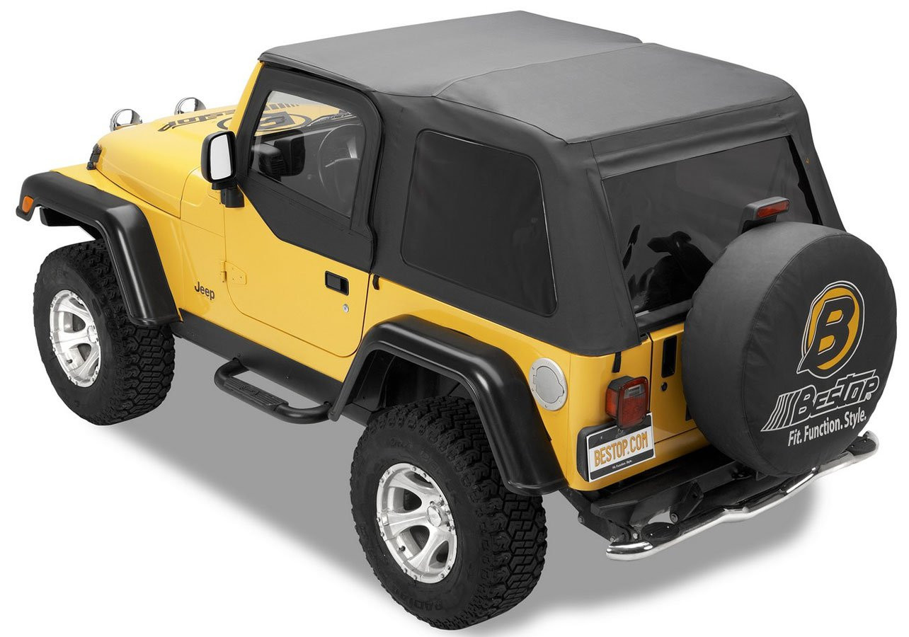 Bestop Trektop Jeep Top Bestop Soft Top