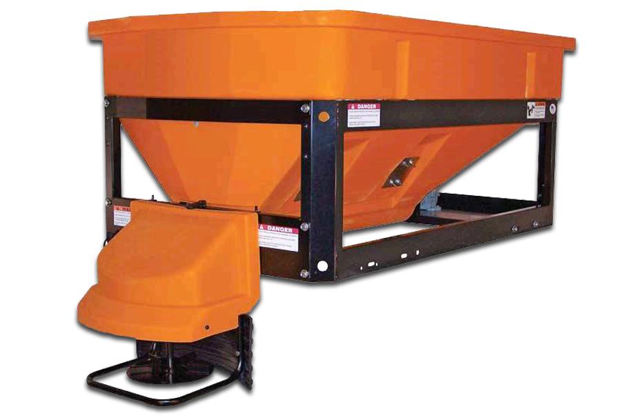 Snowex Spreader Snowex Truck Bed Pro Salt Spreader Sand