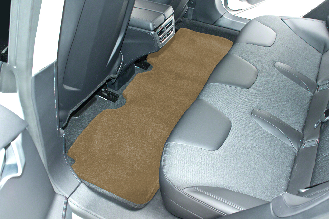 Black Nylon Carpet Coverking Custom Fit Front Floor Mats for Select Toyota Prius Models