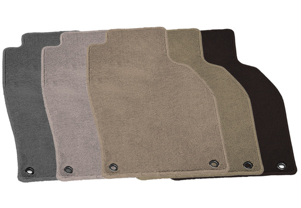 Coverking Luxury Floor Mats