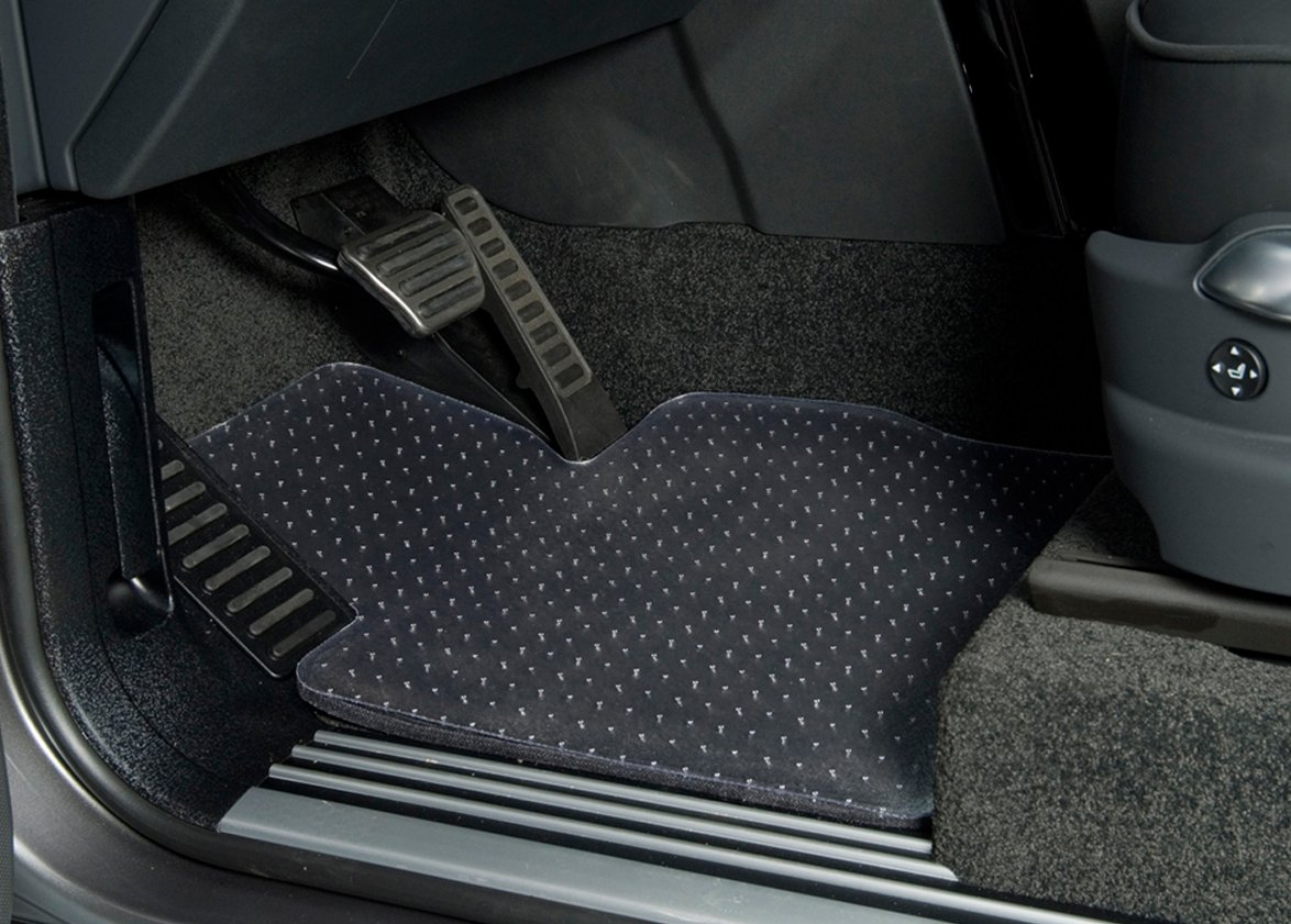 Floor mats nissan altima - Coverking Clear Vinyl Floor Mats