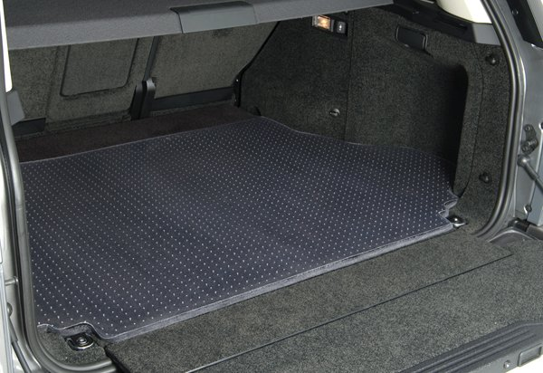 Coverking Clear Vinyl Cargo Mat