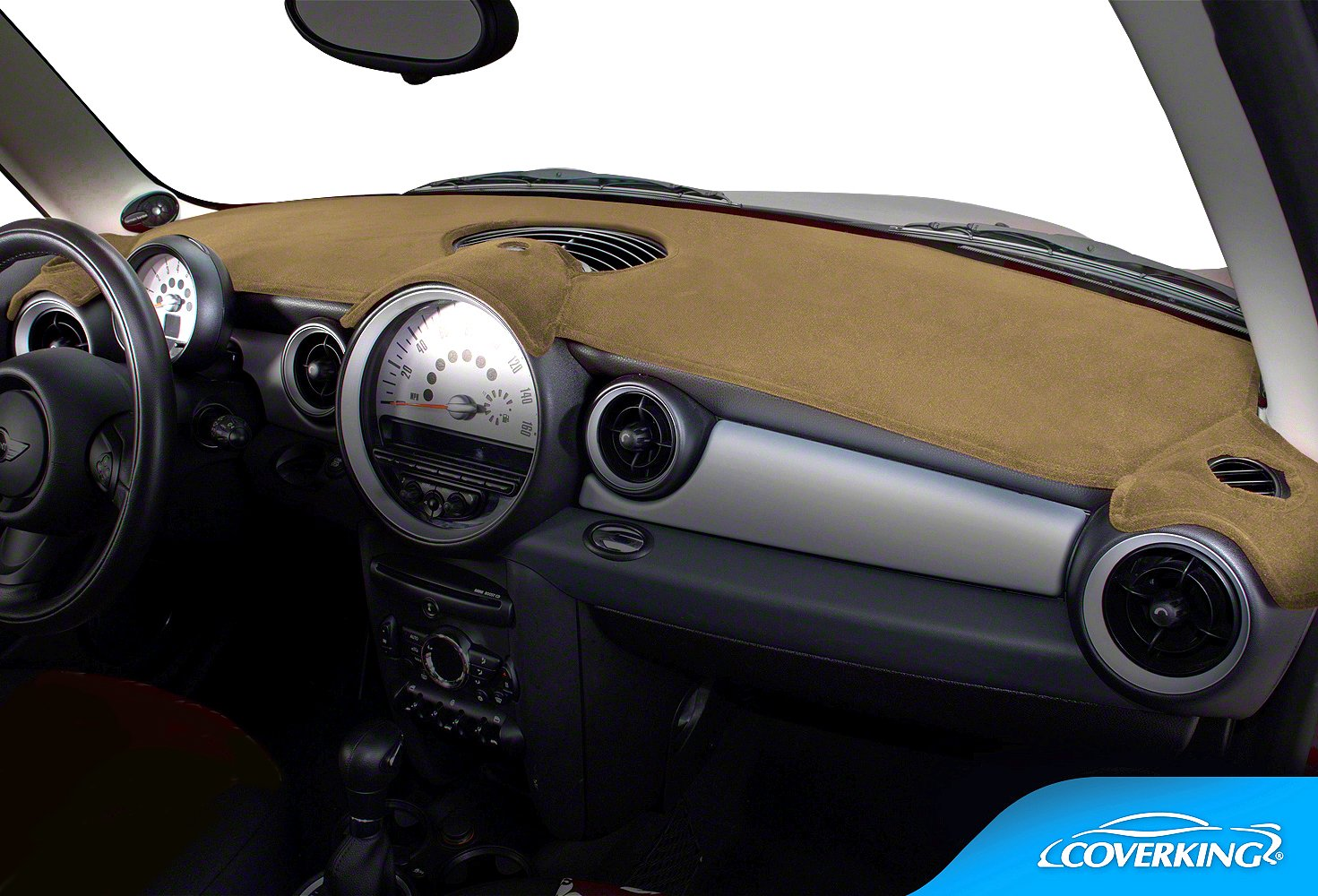 Coverking Velour Dash Cover - Free Shipping & Price Match ...