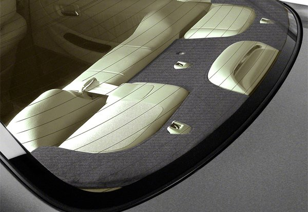 Coverking Velour Rear Deck Cover