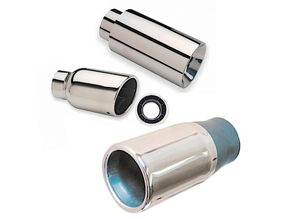 Cherry Bomb Double Layer Exhaust Tip