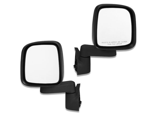 Bestop OE Replacement Jeep Mirrors
