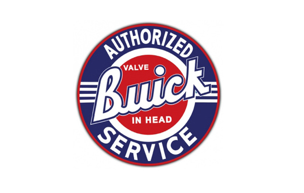 Buick Vintage Sign by SignPast
