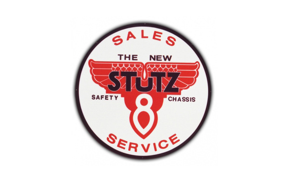 Stutz Vintage Sign by SignPast