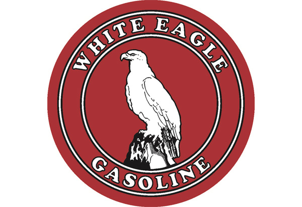 White Eagle Gas Vintage Sign by SignPast