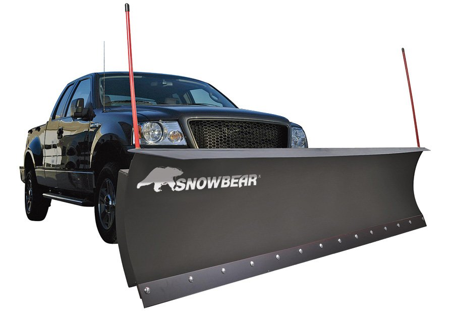 Snowbear Plow Snow Bear Snow Plow Snow Plow For Pickups