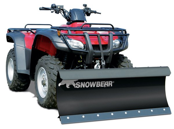 SnowBear ATV Snow Plow
