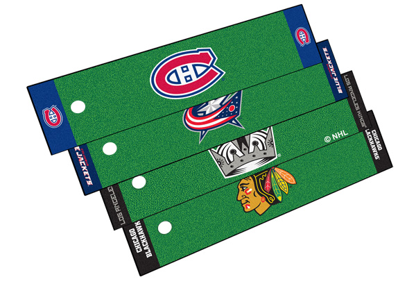 Fanmats NHL Putting Green Mat