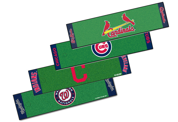 Fanmats MLB Putting Green Mat