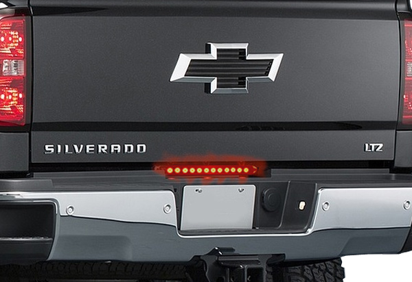 Putco led tailgate light bar truck light bars by putco putco led tailgate light bar aloadofball Gallery