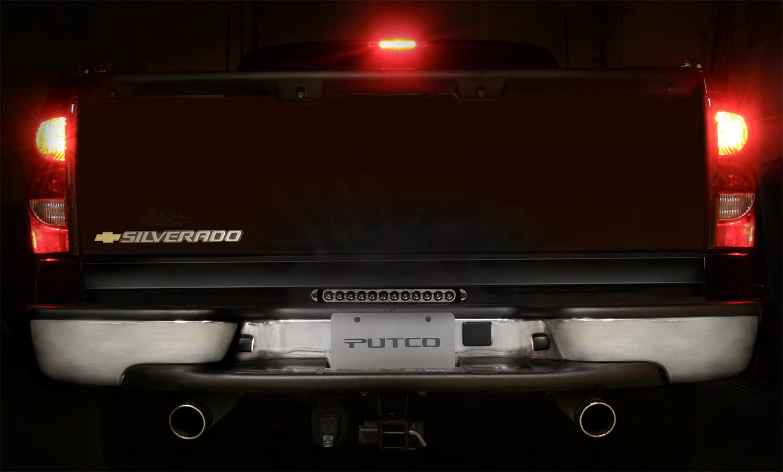 Putco led tailgate light bar truck light bars by putco putco led tailgate light bar additional images additional aloadofball Images