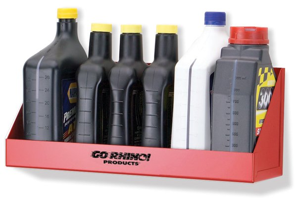 Go Rhino Oil Bottle Shelf