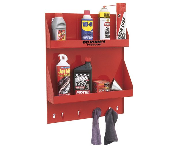 Go Rhino Combination Storage Shelf