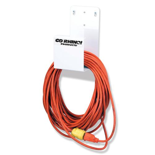 Electrical Cord Hangers: Go Rhino Hose & Extension Cord Holder, Hose Holder, Garden