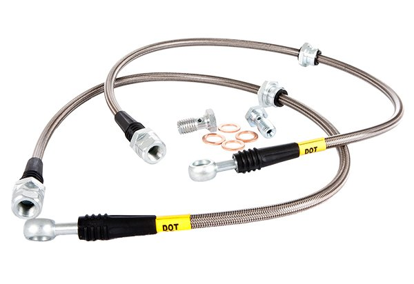 StopTech Stainless Steel Brake Line Kit