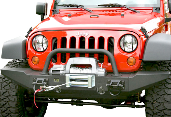 Rugged Ridge Front XHD Bumper