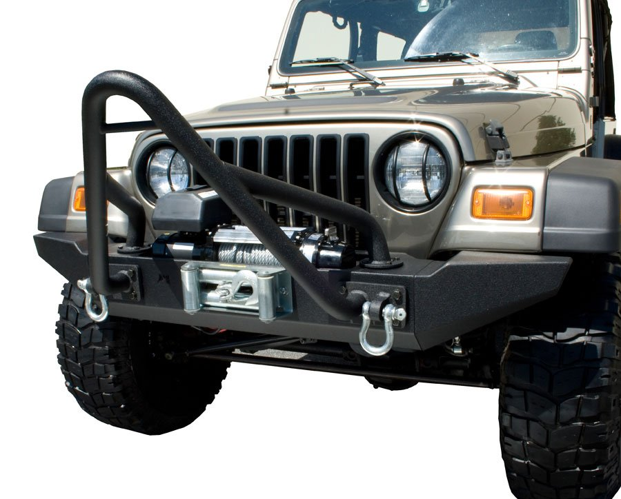 Rugged Ridge 11540.40 Wrangler XHD Winch Mount Bumper