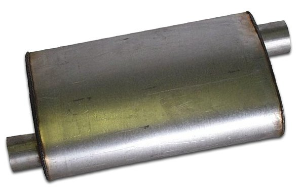 Heartthrob Welded Turbo Muffler