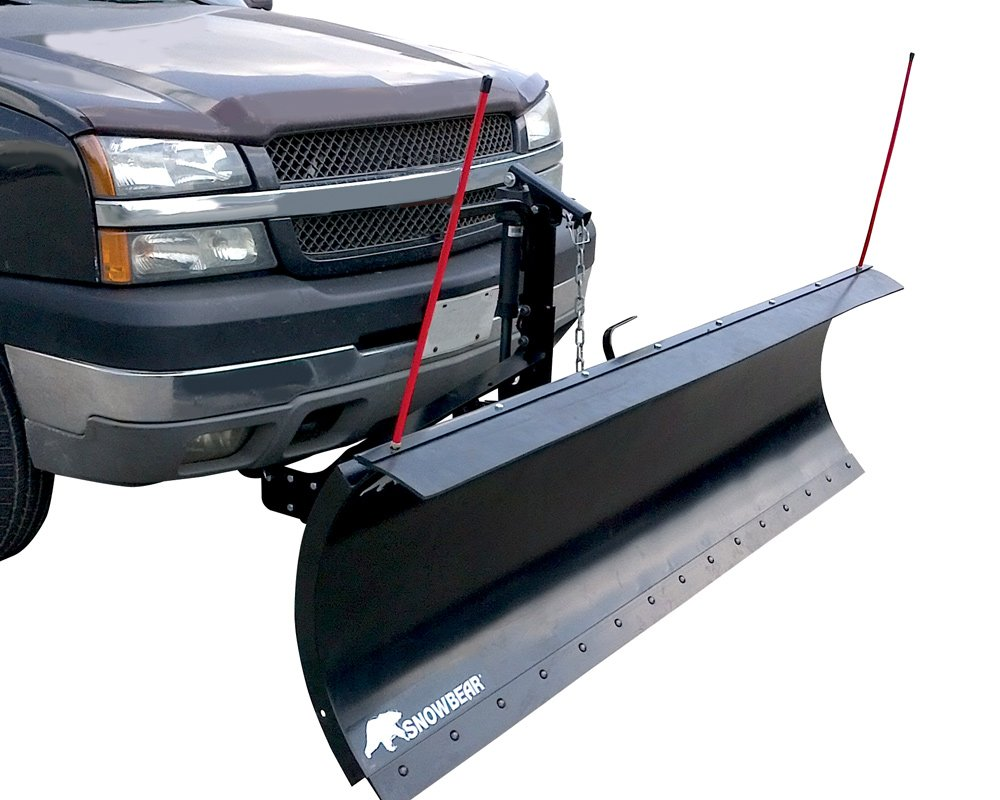 Snowbear Winter Wolf Snow Plow Free Shipping Amp Price