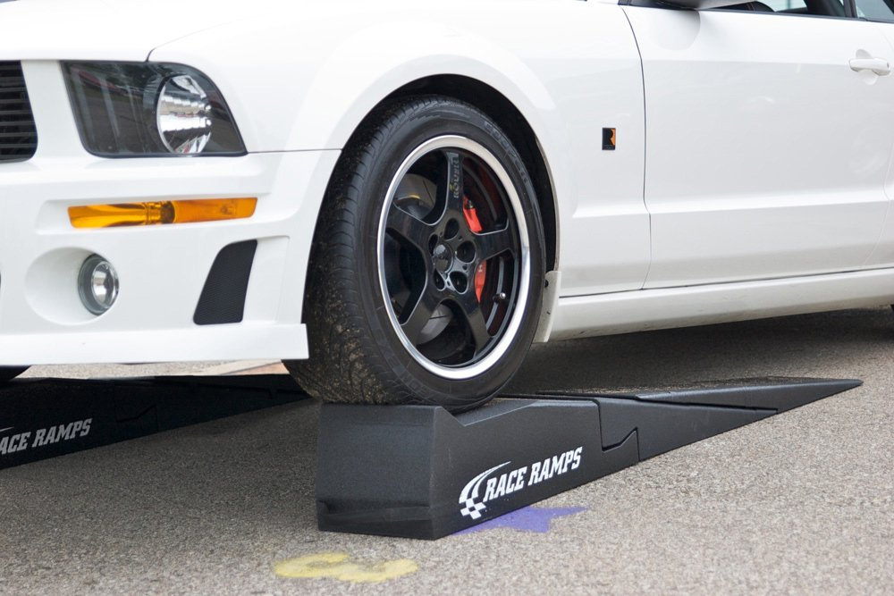 Race ramps one piece race ramps rr xt new ebay for Piece auto garage