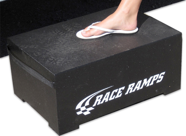 Race Ramps Trailer Step