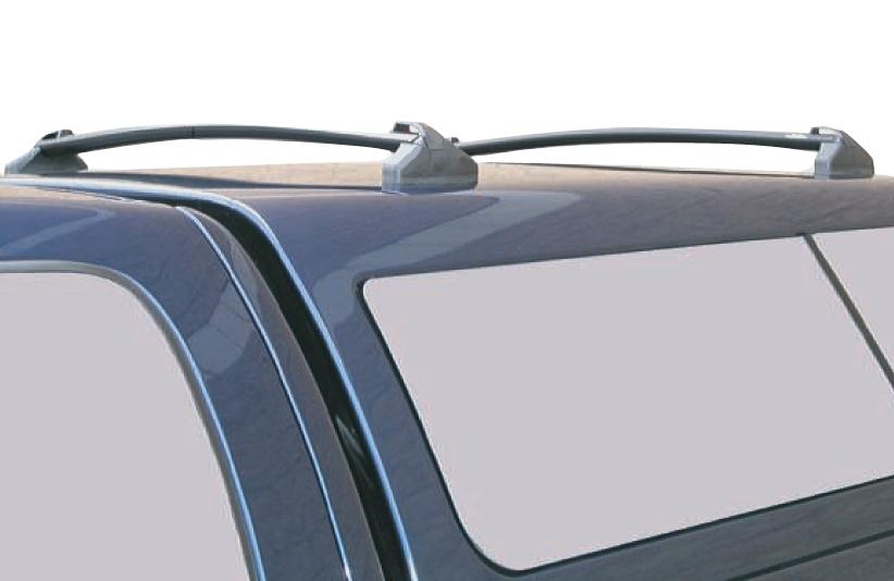 Chrysler PT Cruiser ProRac Permanent Mount Roof Rack