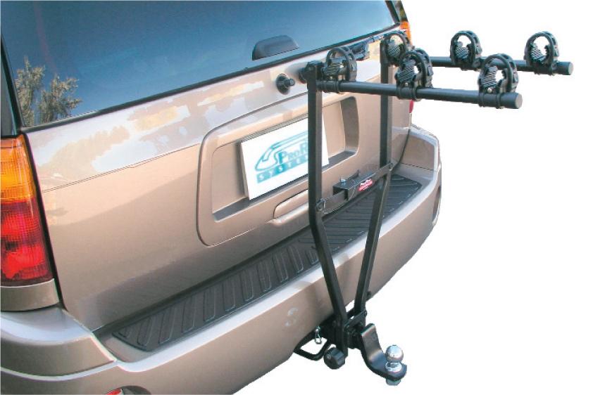 Prorac Ball Mount Bike Carrier Pro Rack Hitch Bike Rack