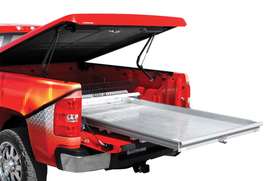 Jotto Cargo  Truck Bed Cargo Slide