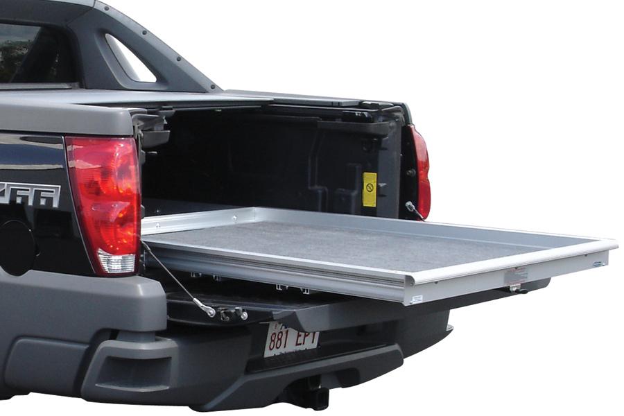 Jotto Cargo Slides, Jotto Truck Accessories
