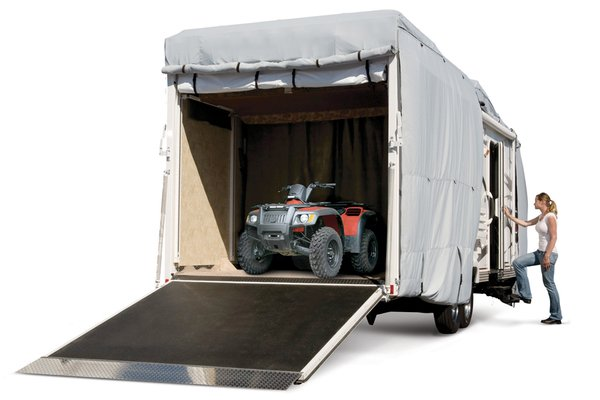Classic Accessories Polyx 300 Toy Hauler Cover Classic