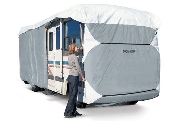 Classic Accessories Deluxe PolyPro III RV Cover