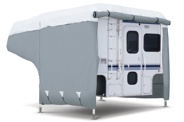 Classic Accessories Deluxe PolyPro III Camper Cover
